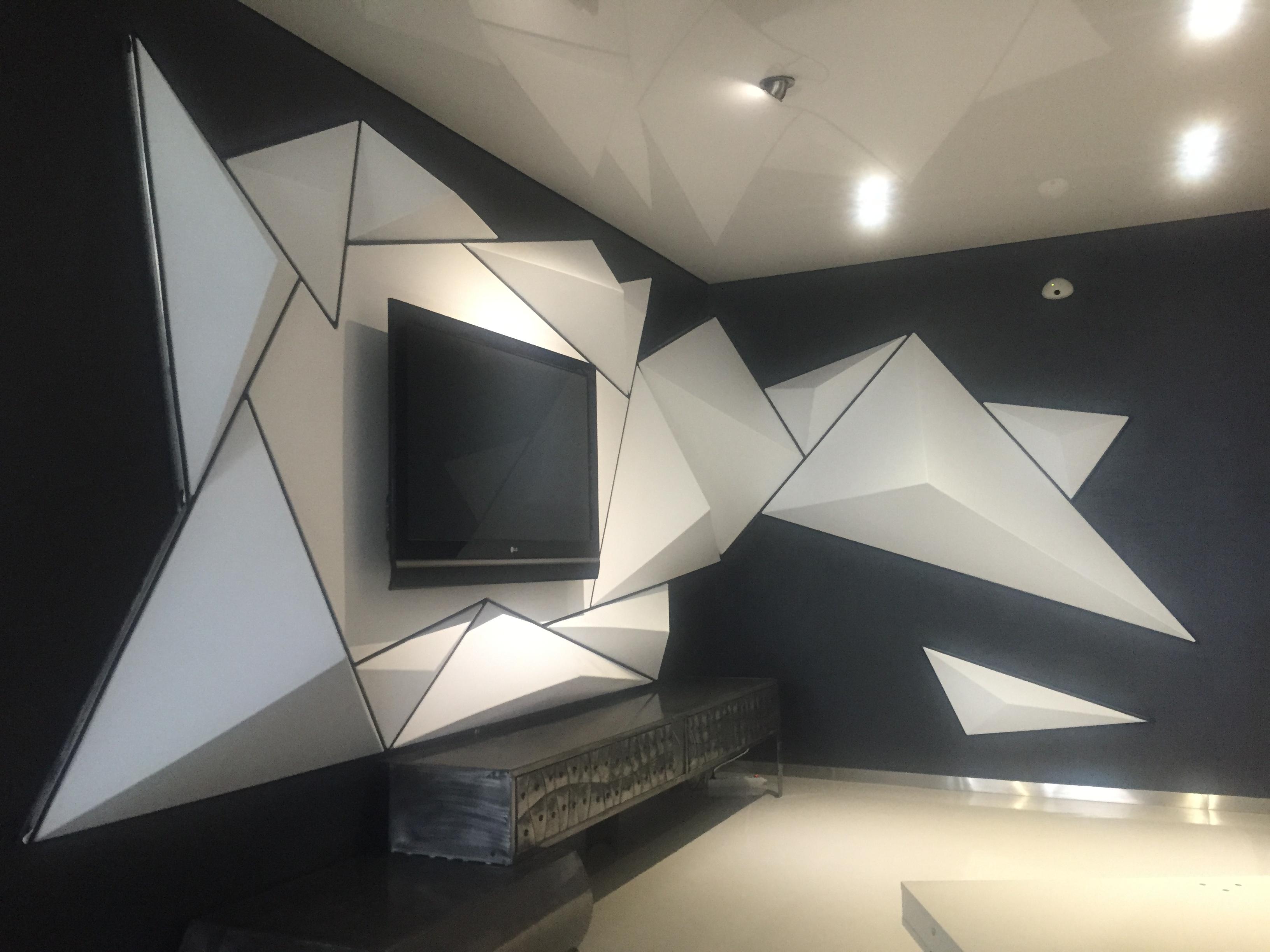 montauban plafond mur tendu extenzo en 3d by steeve mieulet. Black Bedroom Furniture Sets. Home Design Ideas